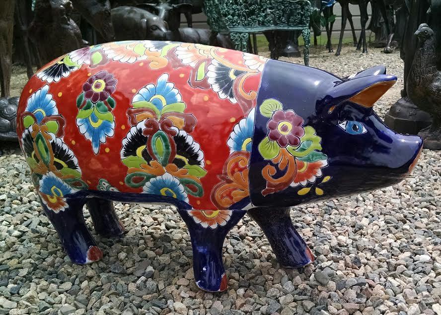 Statue Esque Talavera Pottery Amp Art